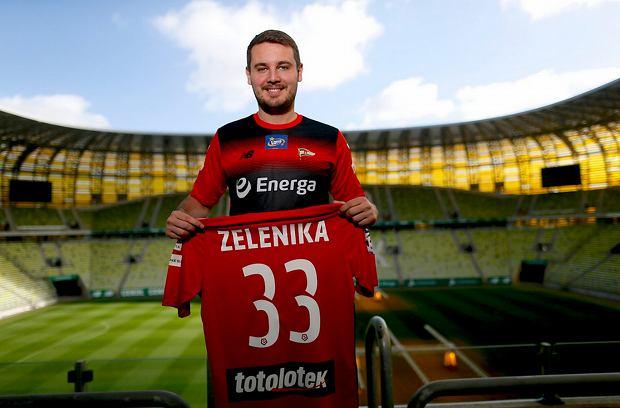Oliver Zelenika, nowy bramkarz Lechii Gdańsk