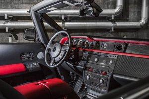 Rolls-Royce Phantom Drophead Coupe Nighthawk | Dla faceta z prawdziwymi...