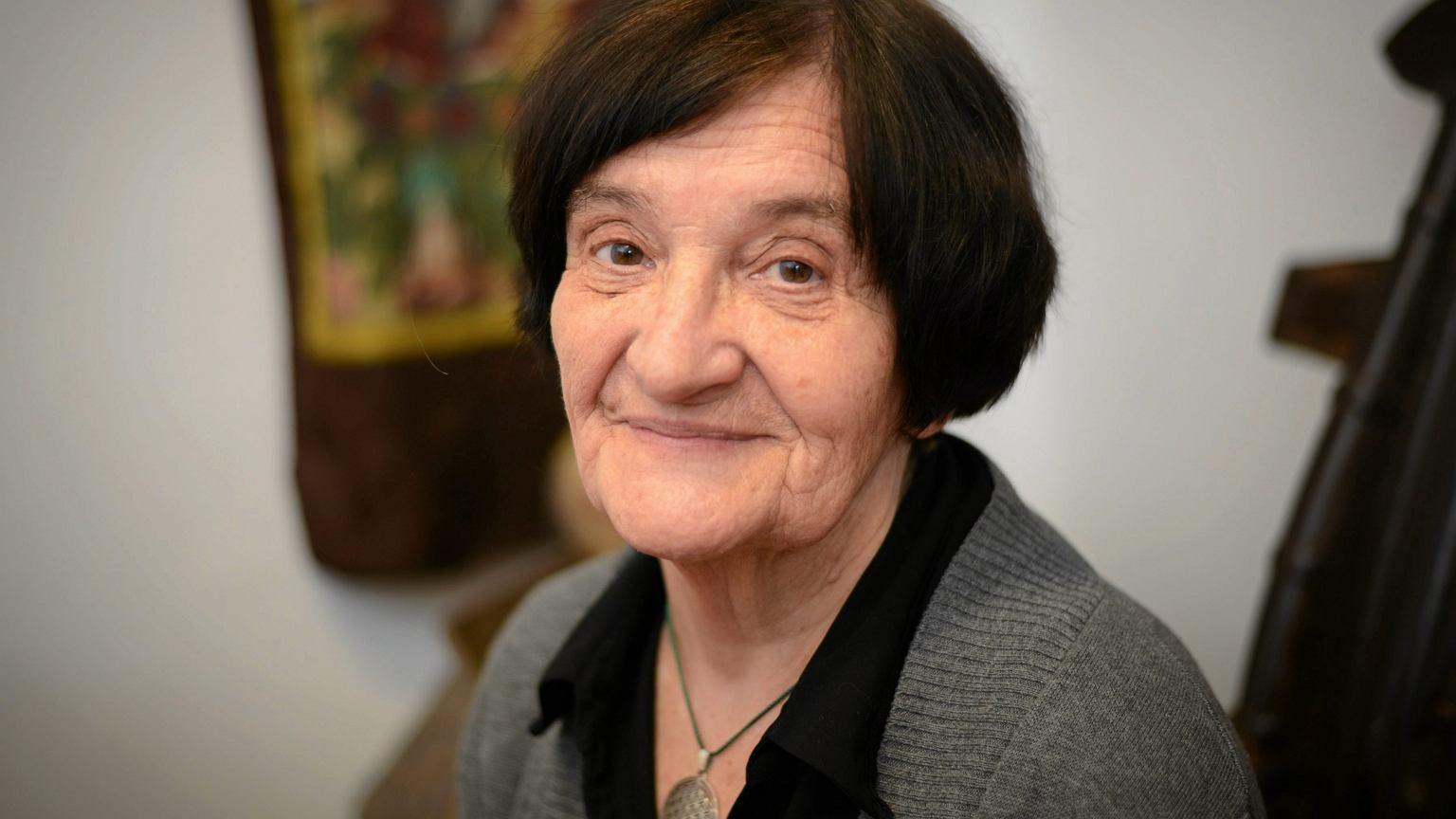 Krystyna Starczewska, nauczycielka, pedagożka