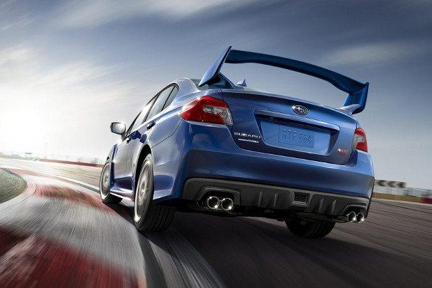 Wideo   Tommi Mäkinen testuje Subaru Imprez� WRX STI