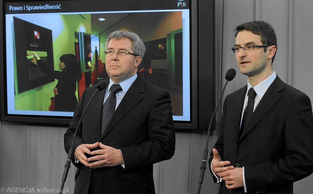 Tomasz Poręba ma zostać szefem sztabu wyborczego PiS