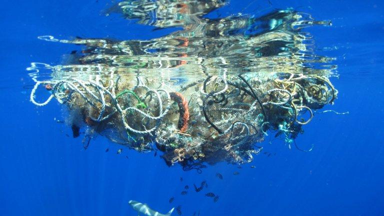 Śmieci w Pacyfiku