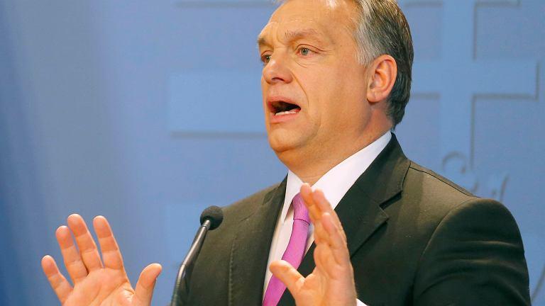 Victor Orban nei jest sprzymierzeńcem Polski - nasze zawirowania to dla niego korzyść