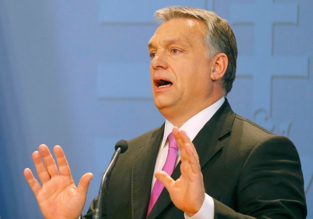 Victor Orban nei jest sprzymierze�cem Polski - nasze zawirowania to dla niego korzy��