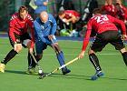 Hokej na trawie. Grunwald Pozna� wygrywa w Pucharze Europy