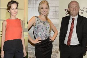 Blondynka z reklamy Play, Wojnarowska, Barci�. Kto jeszcze przyby� na pr�b� w Teatrze Kamienica?