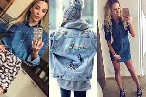 Jeans w stylizacjach Chodakowskiej, Dziurskiej i Lewandowskiej