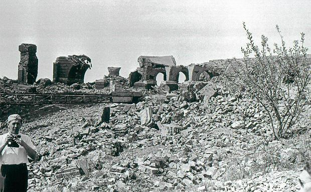 Ostatnia tajemnica dawnego mauzoleum Hindenburga