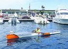 Polak potrafi. Wynalazek: łódź napędzana słońcem