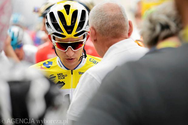 Zdjęcie numer 2 w galerii - Tour de Pologne. Michał Kwiatkowski trzeci na etapie Zakopane - Bukovina Resort. Polak pozostał liderem