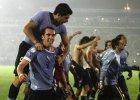 Bara�e do mundialu. Urugwaj - Jordania
