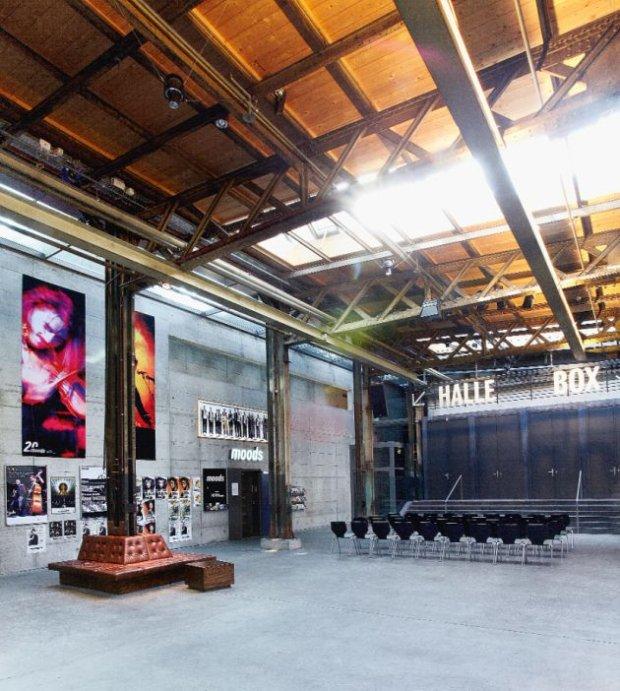 Teatr Schauspielhaus Schiffbau