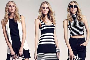 Trendy: czer� i biel w kolekcji New Look