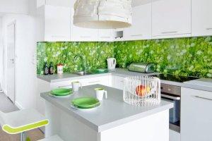 Zielone dodatki do kuchni