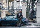 Wojciech Modest Amaro odebra� nowe Porsche