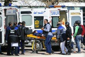 Zamach w Tunezji. Odnalaz� si� jeden z zaginionych Polak�w. Jego �yciu nie zagra�a niebezpiecze�stwo