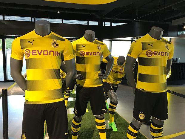 927ea7e3d0c2a Zdjęcie numer 0 w galerii - Wyciekły kolejne projekty koszulek klubów  piłkarskich na sezon 2017