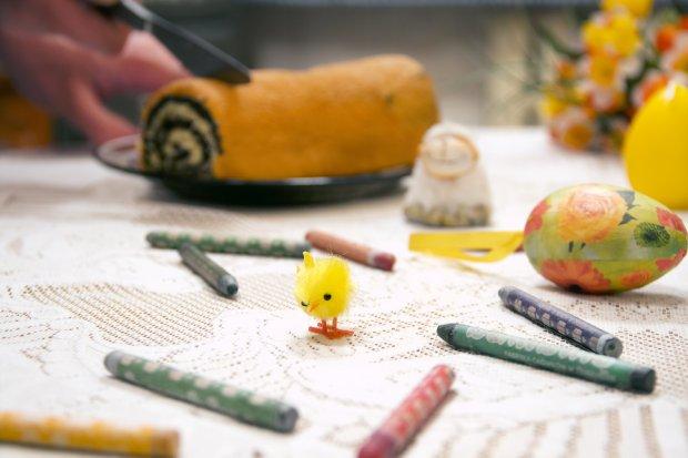 Przygotowania do Wielkanocy