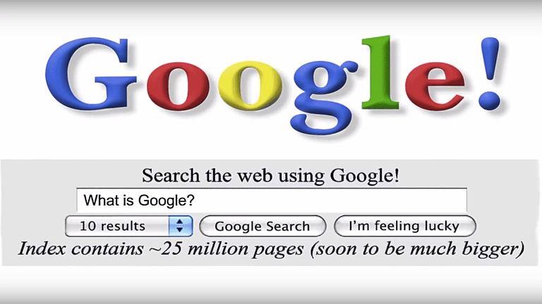 20. urodziny Google