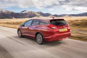Honda Civic Tourer - Test | Pierwsza jazda | Powr�t w dobrym stylu