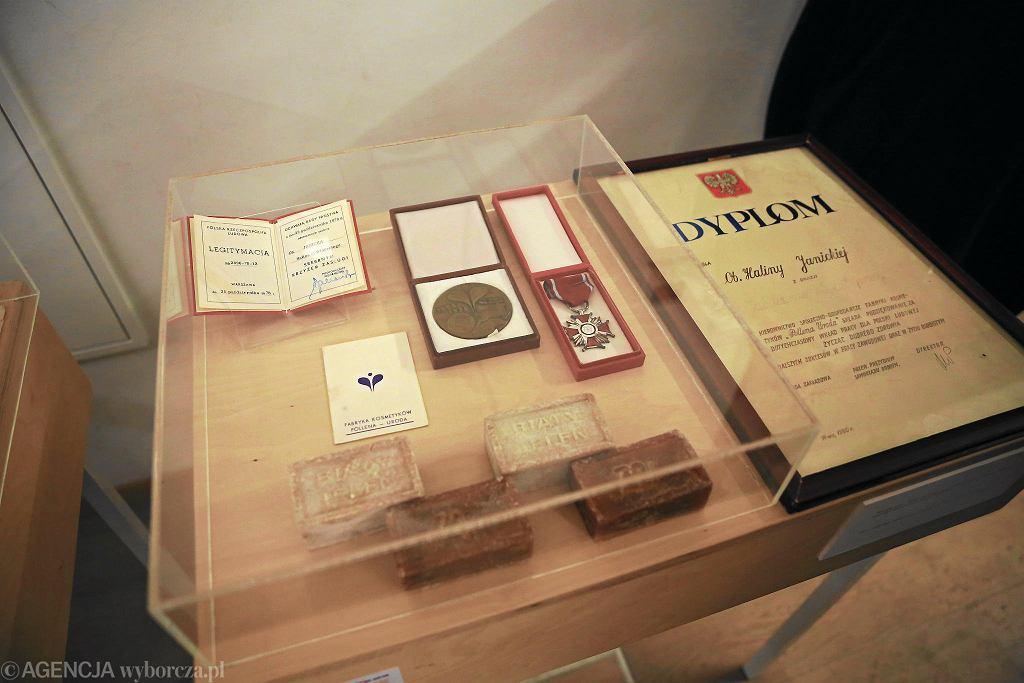 Wystawa 'Krem i czekolada'. / FRANCISZEK MAZUR