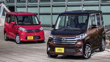 Nissan Dayz Roox i Dayz Roox Highway Star