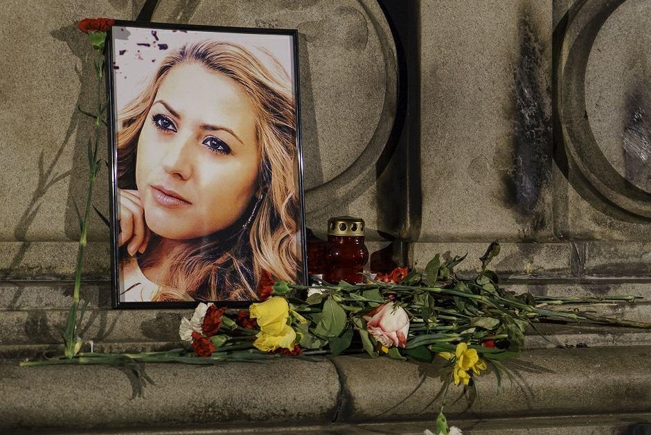 Zatrzymano podejrzanego w sprawie zabójstwa dziennikarki śledczej Wiktorii Marinowej