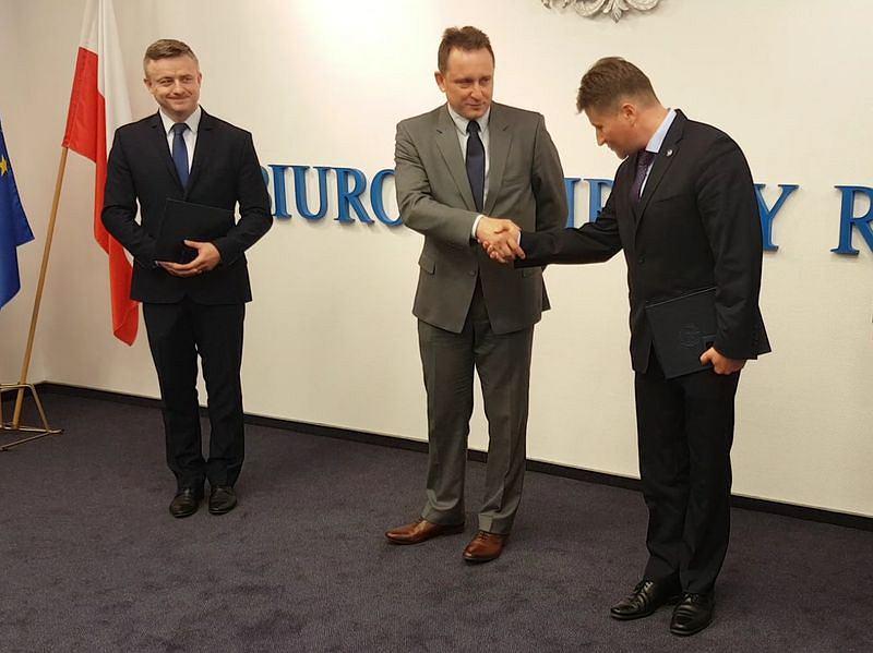 Nowy zastępca Szefa BOR płk. Paweł Tymiński