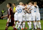 Artjoms Rudnevs wyleciał z boiska w meczu eliminacyjnym do Euro 2016