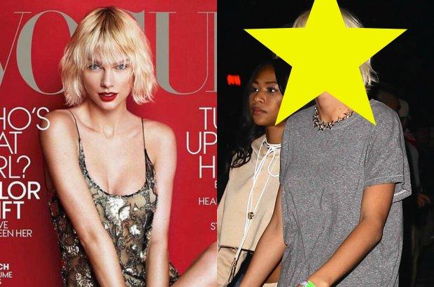 """Taylor Swift w ostatniej sesji zdjęciowej dla """"Vogue'a"""" pochwaliła się nowym kolorem włosów, ale to nie jedyna zmiana. Na zdjęciach z festiwalu Coachella trudno ją poznać."""