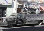 Narkoczo�gi meksyka�skich karteli to cha�upnicze pojazdy wojenne. S�u�� do przewo�enia narkotyk�w