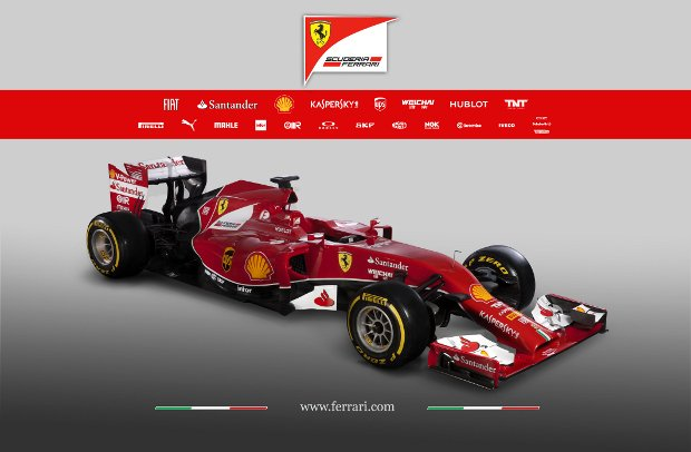 Ferrari F14 T | Nowa bro� Scuderii