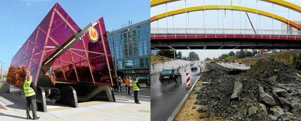"""Nowa linia metra? To Warszawa. A jak jest w innych miastach? """"Wyborcze"""" remonty i inwestycje 2014"""