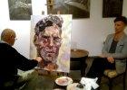 Malował jeden obraz dziennie. Powstała nietypowa galeria