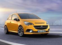 Opel Corsa GSi - Opel prezentuje małego wariata ze znaczkiem GSi