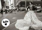 Haute couture wychodzi na ulic�! Versace, Dior, Armani, Chanel. W kt�rej sukni Sasha Pivovarova robi najwi�ksze wra�enie? [ZDJ�CIA]