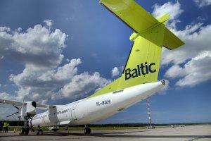 Air Baltic wycofuje si� z Radomia. Lotnisko zn�w puste