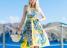 W słońcu Sycylii - stylizacje dla kobiet nie tylko śródziemnomorskich