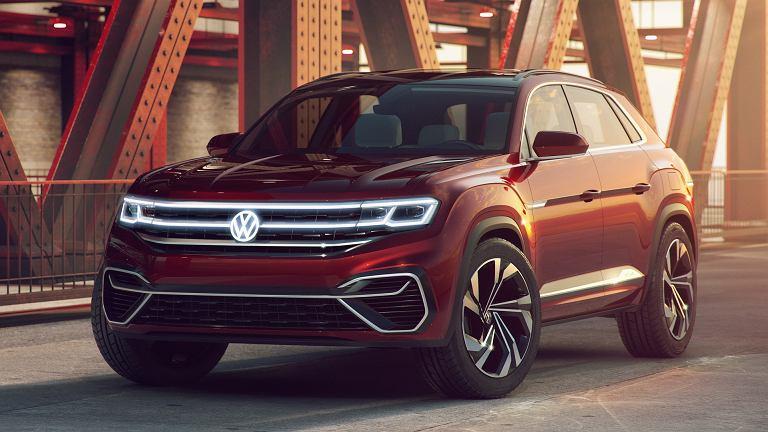 Volkswagen Atlas Cross Concept