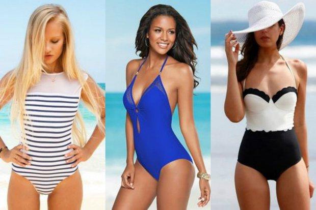 44e614746e modne stroje kąpielowe jednoczęściowe. Magdalena Ławreniuk. Jednoczęściowe kostiumy  kąpielowe - najciekawsze modele