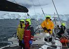 Jacht z trójmiejskimi żeglarzami jako pierwszy opłynął Antarktydę