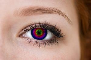 Kolorowe soczewki - nie tylko na wady wzroku
