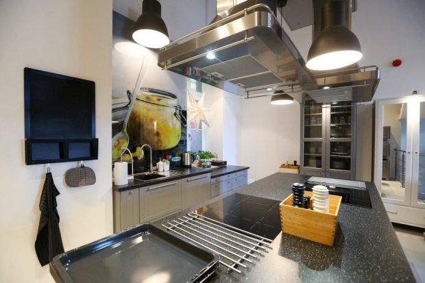 Kuchnia Spotkan Ikea Idea