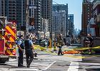 Kierowca vana wjechał w pieszych w Toronto. Dziesięć osób nie żyje, kilkunastu rannych