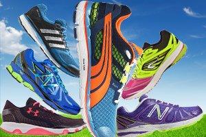 Buty do biegania. Kolekcja lato 2014