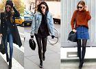 Jeansowe ubrania zimą - jak je nosić, żeby nie zmarznąć?