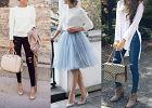 Biały sweter - z czym go nosić, by nie wyglądał kiczowato