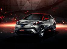 Toyota jeszcze podkręca swojego crossovera. Oto C-HR Hy-Power Concept