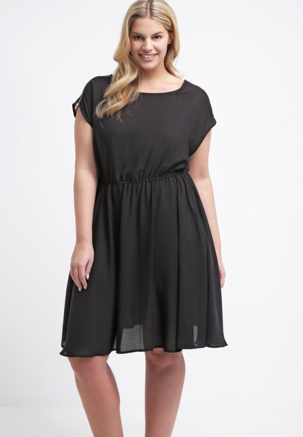 7dbea22e0d Zdjęcie numer 1 w galerii - Moda xxl  sukienki na lato dla kobiet plus size