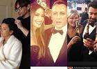 Z�ote Globy 2013: Wyg�upy na czerwonym dywanie i afterparty. Gwiazdy pokazuj� prywatne zdj�cia